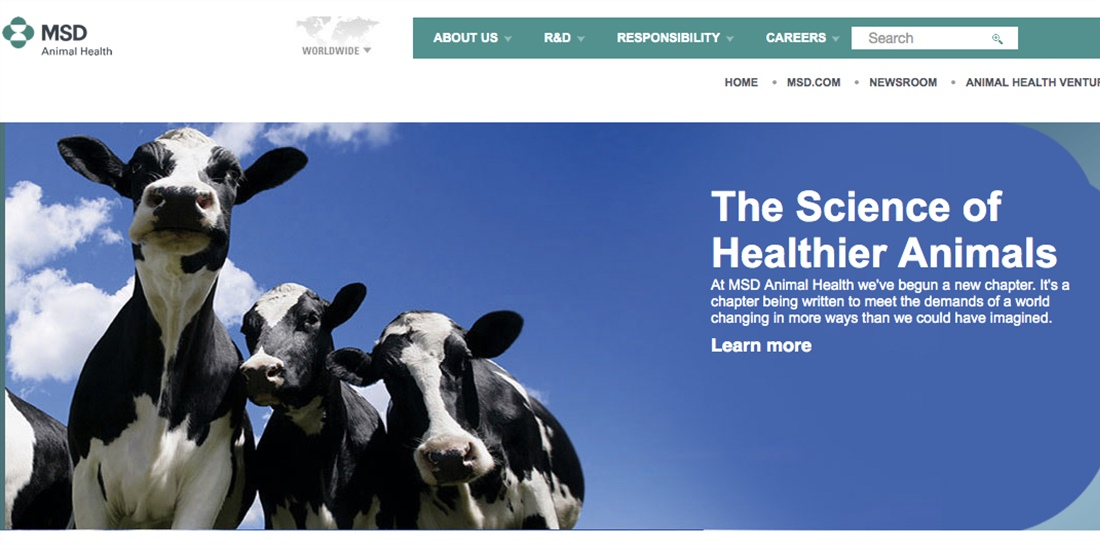 MSD Animal Health estará presente en el Congreso Internacional Anembe...