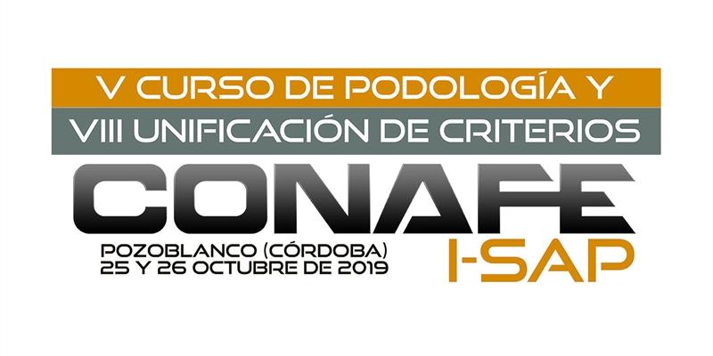 V Curso de Podología CONAFE I-Sap para profesionales de podología bovina